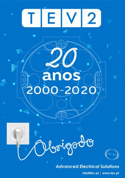 TEV2 faz 20 anos!