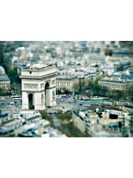 Apartamentos em Paris junto ao Arc de Triumph
