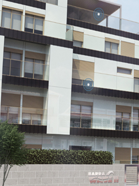 Edifícios Multifamiliares Barra Wave I e II
