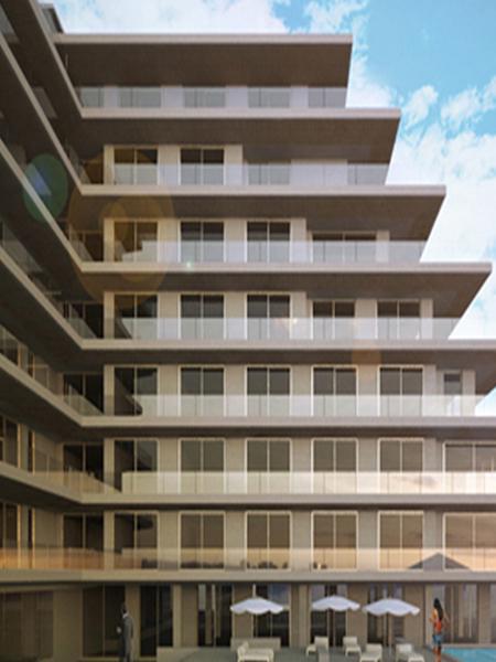 Edifício Galeria - Chicalamar - Angola