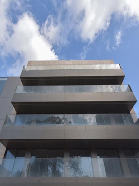 Edificios habitação Porthilside Residence